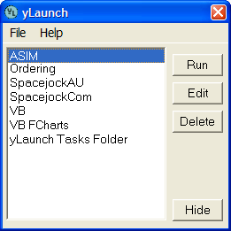 Click to view yLaunch screenshots